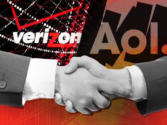 Verizon acquires AOL $4.4 billion to disrupt TV market