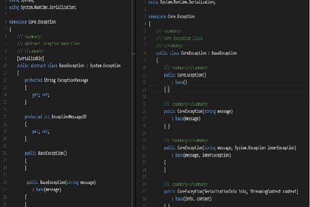Visual Studio Code: A fast, lightweight, cross-platform code