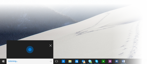 windows 10 build 10130 cortana button