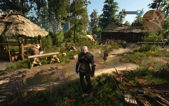 witcher 3 settlement