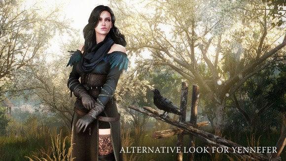 Witcher 3 - Yennefer DLC