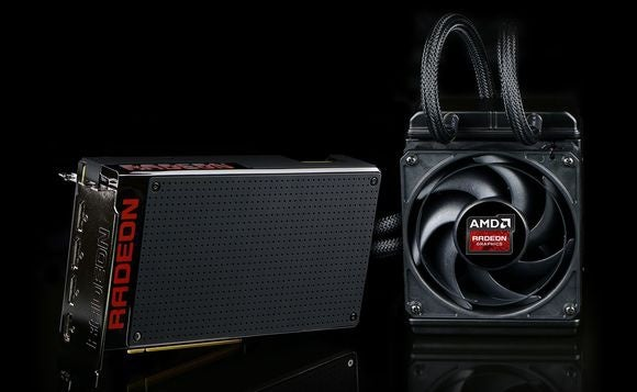 amd radeon fury x cooler