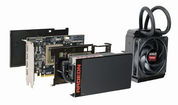 amd radeon fury x split view