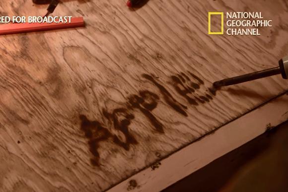 american genius jobs vs gates steve jobs writes apple with soldering iron