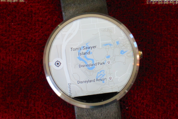 android wear travel