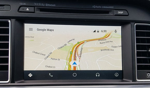 Google Maps Send To Car: Android Auto Review: The Best Way To Get Google Maps In