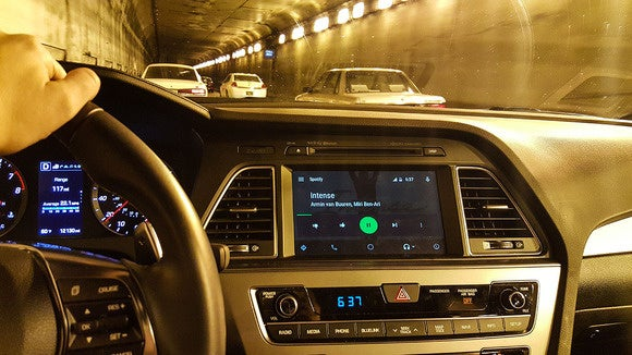 Android Auto review: The best way to get Google Maps in your