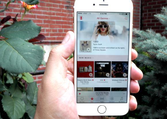apple music hero