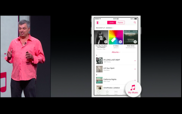 apple music ios