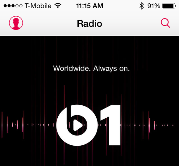 apple music radio iphone 5s