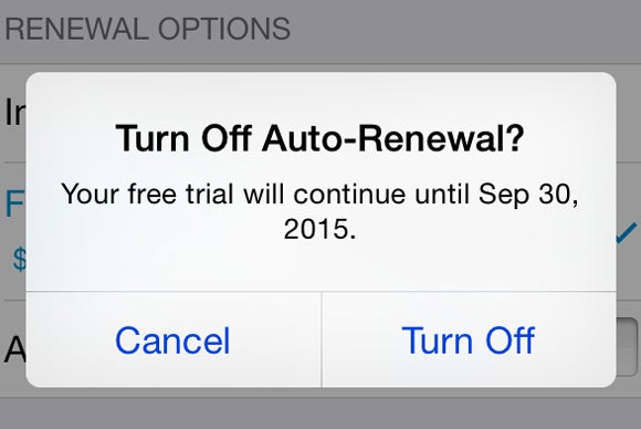 apple music stop autorenewal gallery