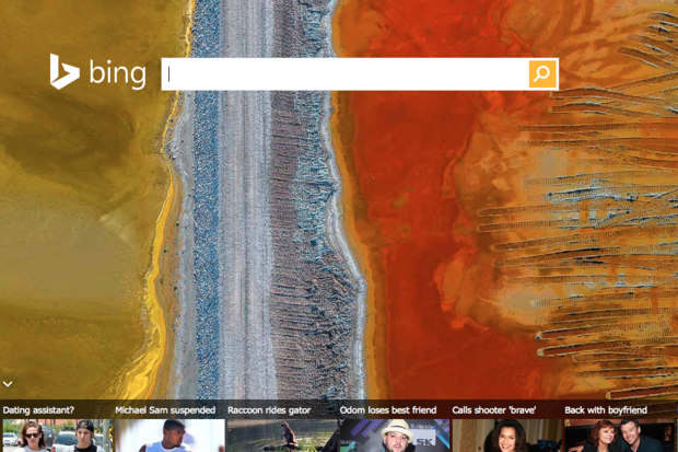 bing screen shot 2