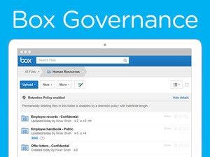 box governance image