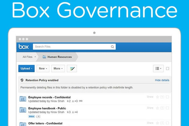 box governance image