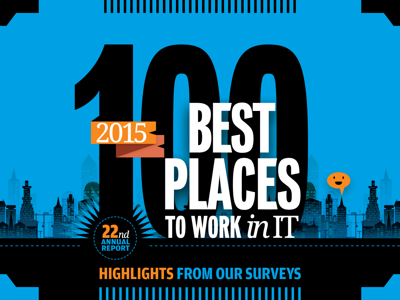 survey results best places to work in it 2015 computerworld