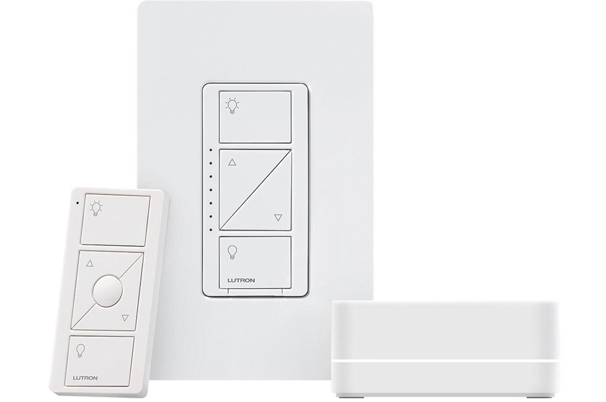 lutron s caseta lighting controls are now apple homekit devices. Black Bedroom Furniture Sets. Home Design Ideas