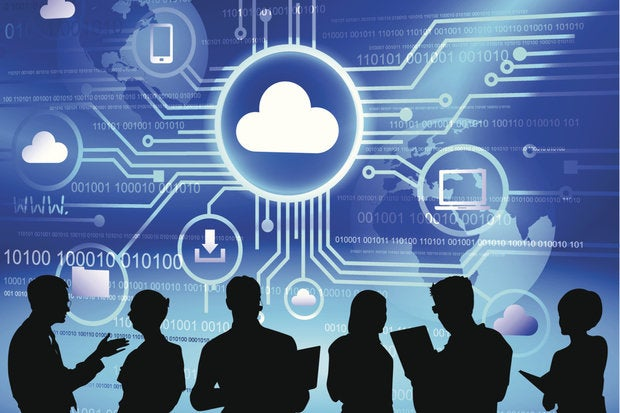 Nearly one third of IT infrastructure spending devoted to cloud