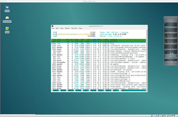 command line tools monitoring linux system 2