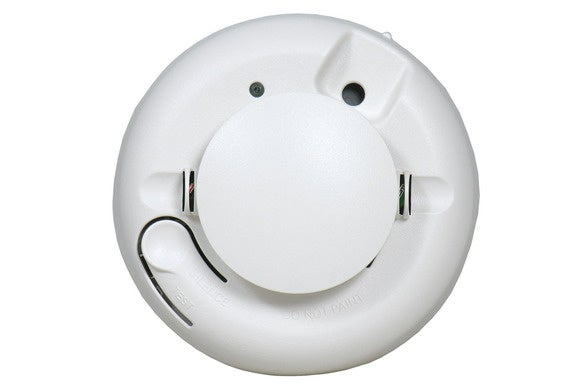connected smoke detector