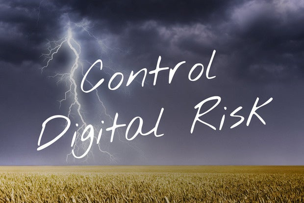 control digital risk cio