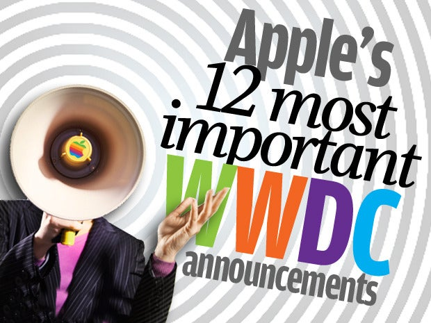Apple's most important WWDC announcements