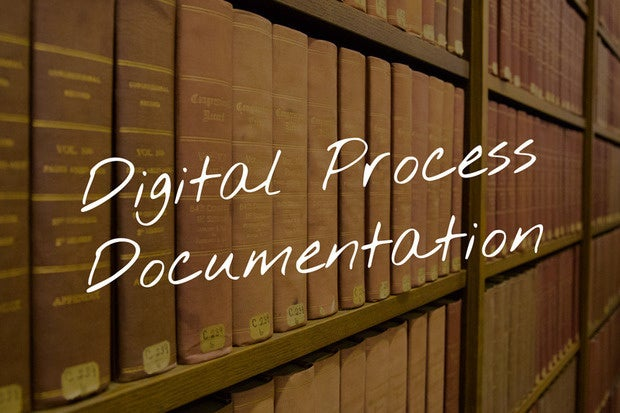 digital process documentation cio v2
