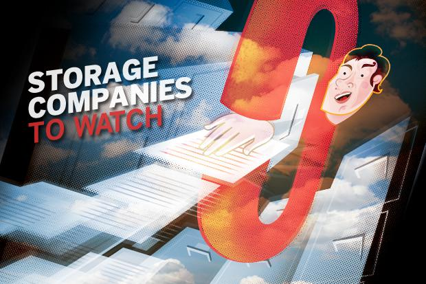 enterprise storage startups to watch