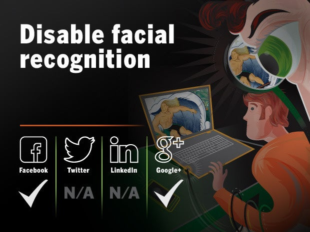 disable facial recognition 9