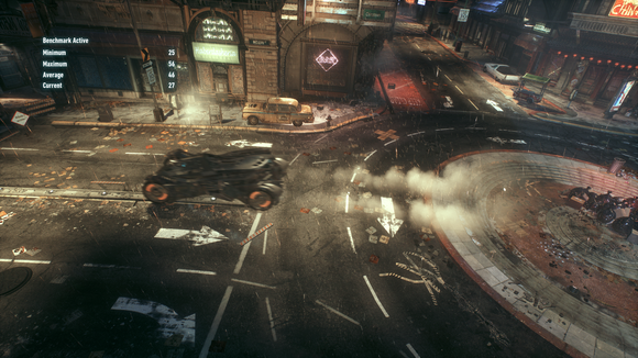 how to make batman arkham knight run smoother