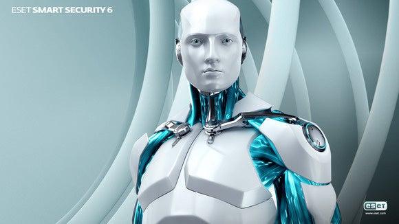 Anti Virus Eset Robot