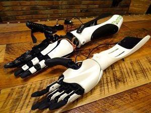 exiii 3d printed limb prototype