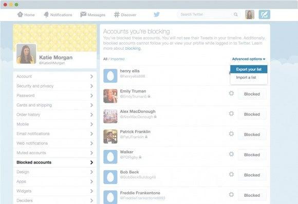 export screenshot 1