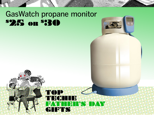 GasWatch propane monitor