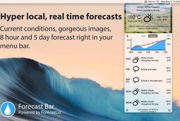 forecastbar