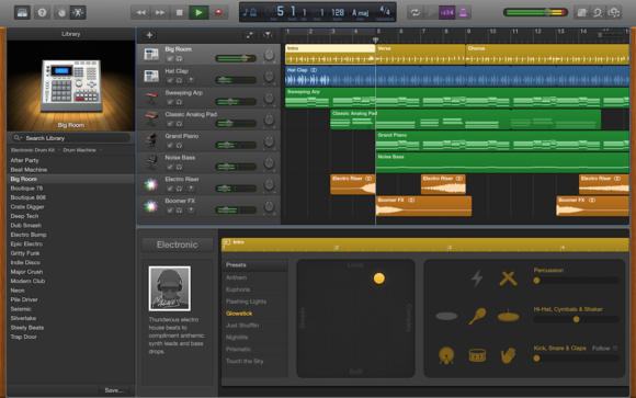 garageband for mac v10.1 hero