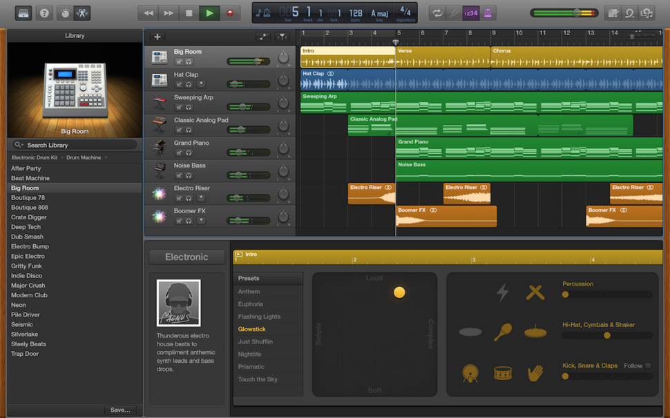 GarageBand update lets artists publish directly to Apple Music ...