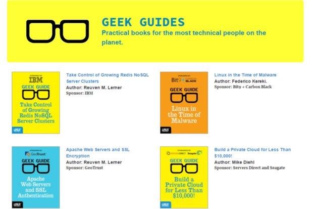 geek guides