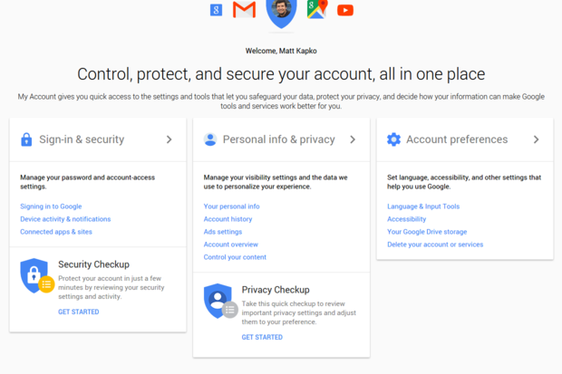 How To Use Googles New Privacy And Security Tools