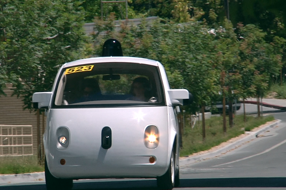 google self driving car front june 29 2015