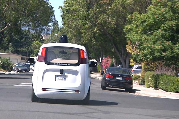 google self driving car june 29 2015