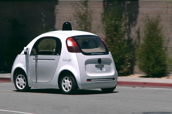 google self driving car three quarter june 29 2015