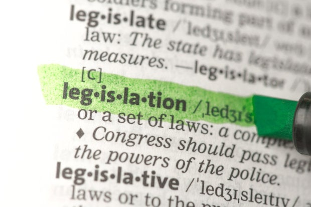 government legislation ts