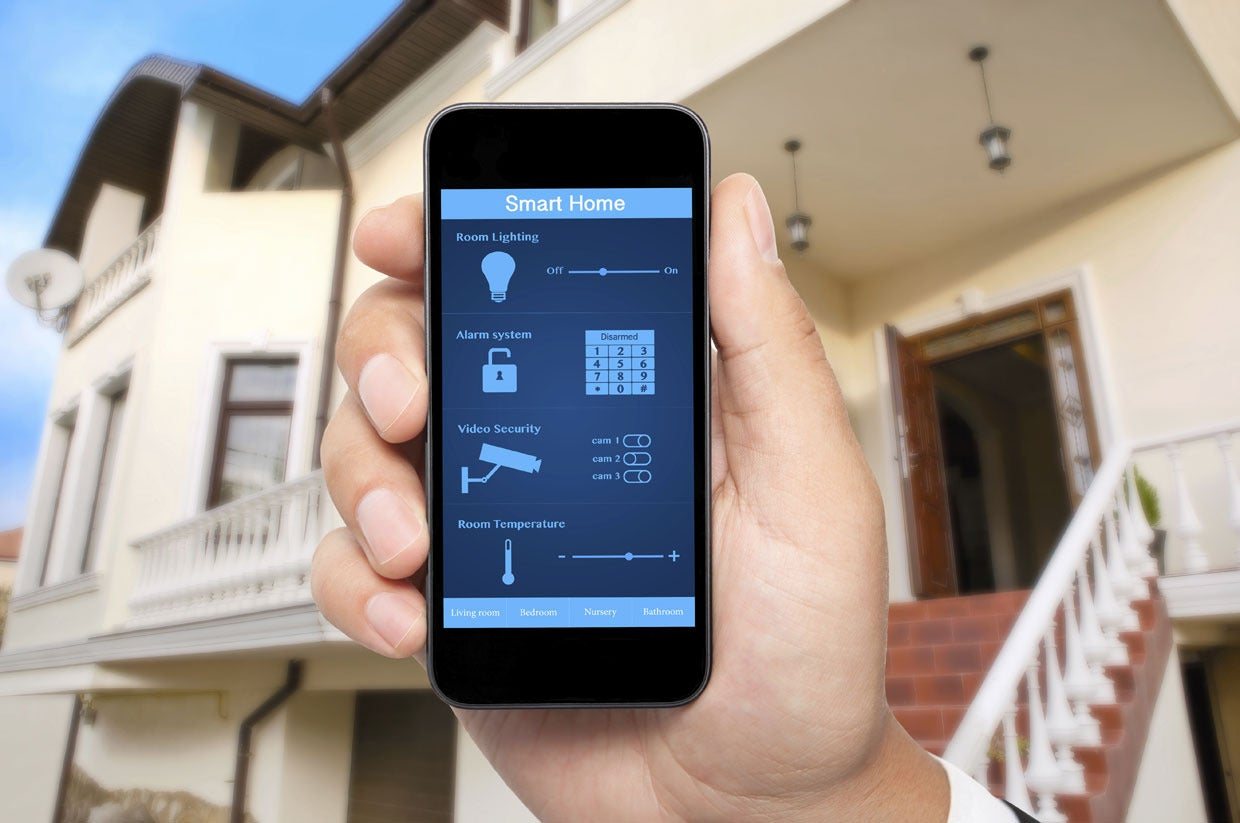 How To Secure Your Home Like A Pro Expert Security Tips For Dooropening Alarm Using Hall Sensor Electronics You Diyers Techhive
