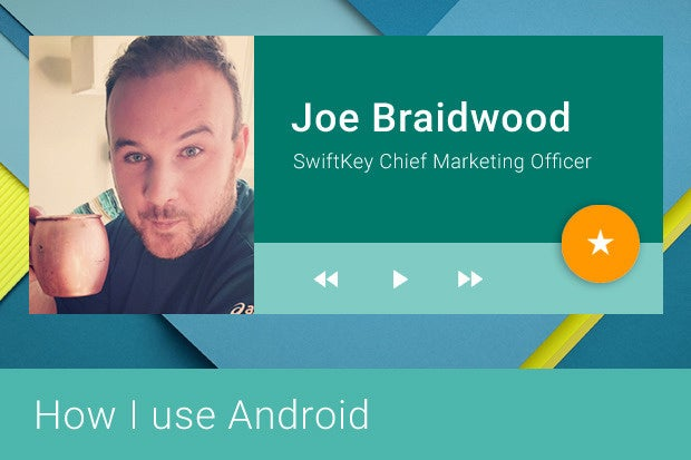 How I Use Android: Joe Braidwood