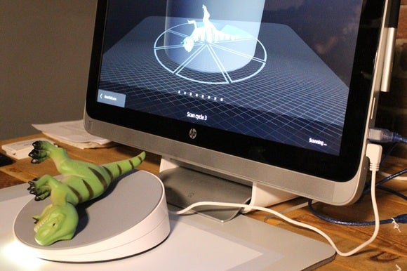 hp sprout hp 3d image capture dinosaur june 2015 8