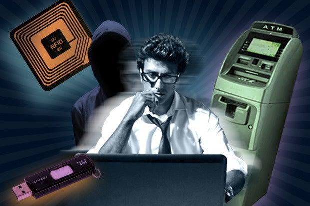 Be paranoid: 10 terrifying extreme hacks