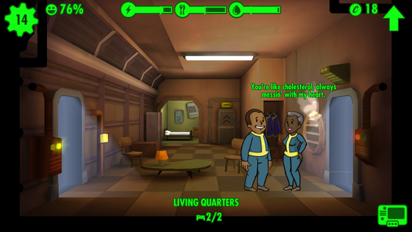 Rejoice, Android gamers: Fallout Shelter is coming August ...