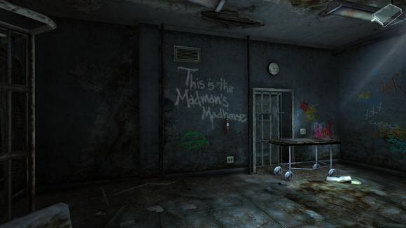 inside asylum