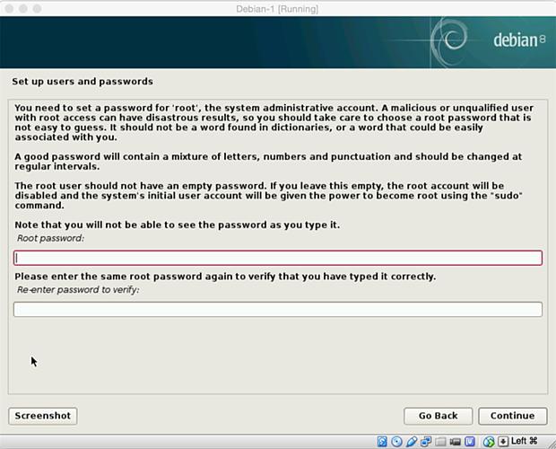 install debian linux 8.1 virtual machine 11