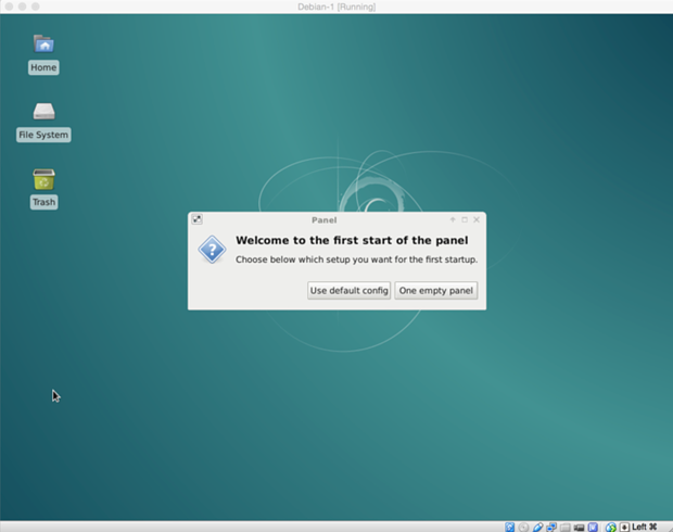 install debian linux 8.1 virtual machine 24